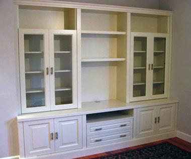 Karpi bilbao s l muebles de sal n carpinter a for Muebles librerias para salon